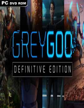 Grey Goo Definitive Edition-PLAZA