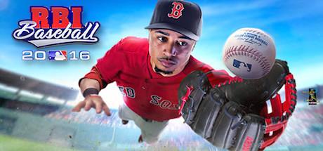 R.B.I. Baseball 16 Cover PC