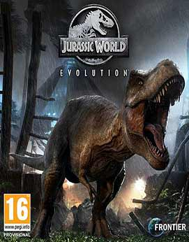 Jurassic World Evolution-FULL UNLOCKED