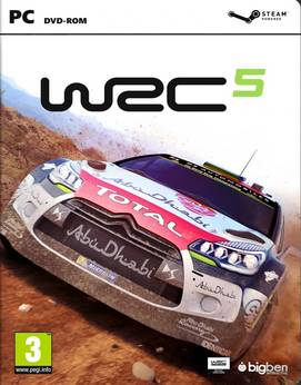 WRC 5 FIA World Rally Championship Update v1.0.9-BAT