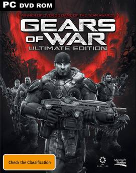 Gears of War Ultimate Edition-FULL UNLOCKED
