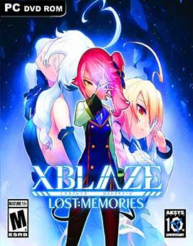 XBlaze Lost Memories-CODEX