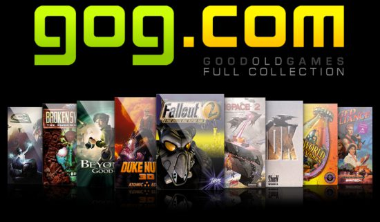 1200 Good Old Games Collection GOG