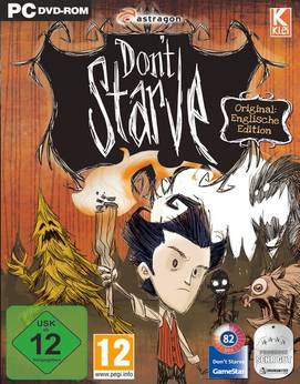 Dont Starve Build 20160330 Incl 2DLCs Cracked