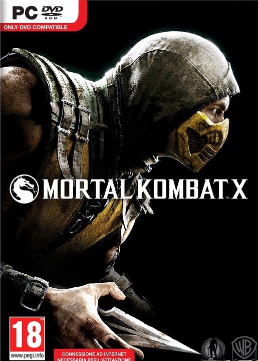 Mortal Kombat X-CODEX