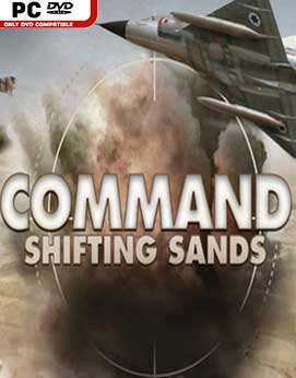 Image result for Command.Shifting.Sands cover pc