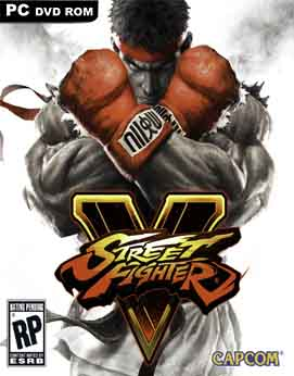 Street Fighter V Beta V2 Cracked