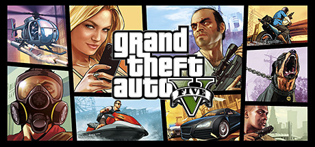 Grand Theft Auto V Cover PC