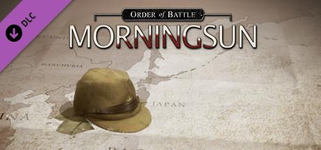 Order of Battle Morning Sun COver PC