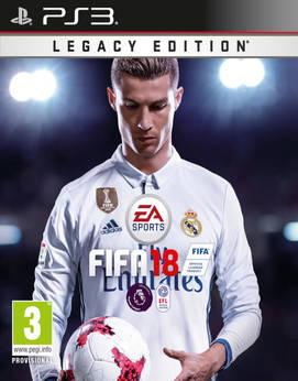 FIFA 18 PS3-DPULEX