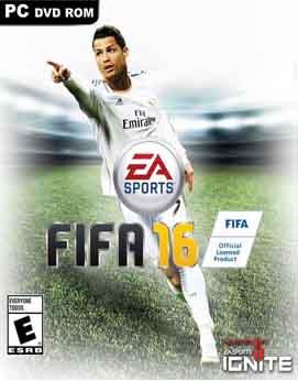 FIFA 16 Super Deluxe Edition-FULL UNLOCKED